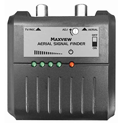 Review Maxview DTV Signal Finder