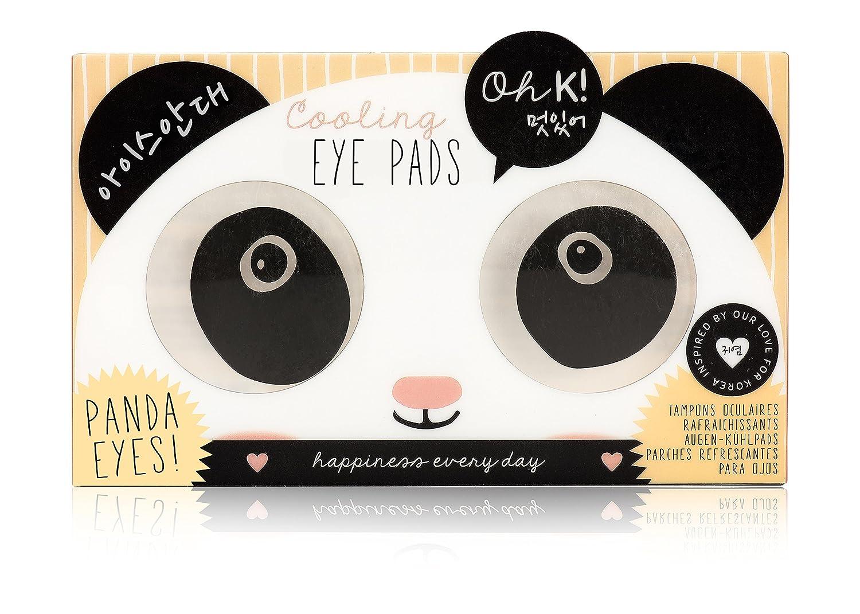 Oh K. Soothing Eye Pack Maske Pads–Panda Augen Cooling Eye Pads NPW NP36855