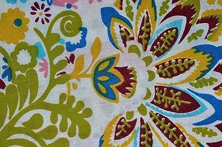 Sewing home decor 10 yard size handmade paisley print 100/% pure cotton fabric