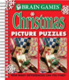 Brain Games® Christmas Picture Puzzles: How Many Differences Can You Find?