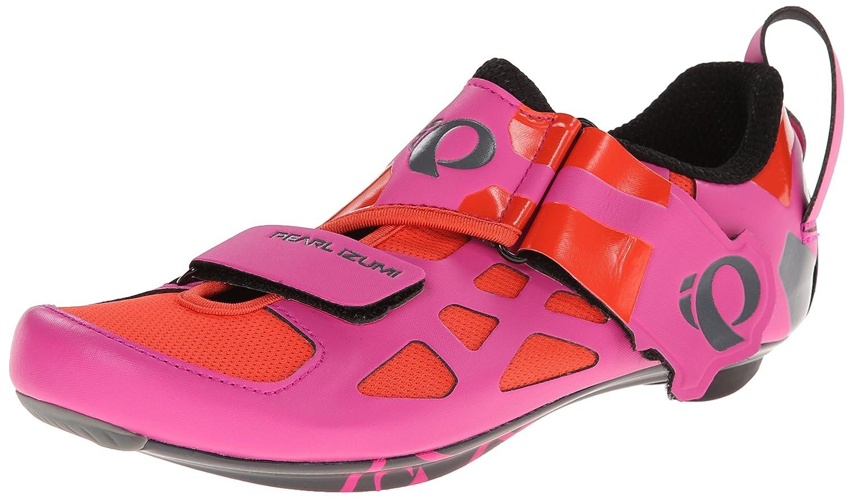 Pearl Izumi Women's Tri Fly V Carbon Cycling Shoe Pearl Izumi Cycling Footwear W TRI FLY V CARBON HP/B-W