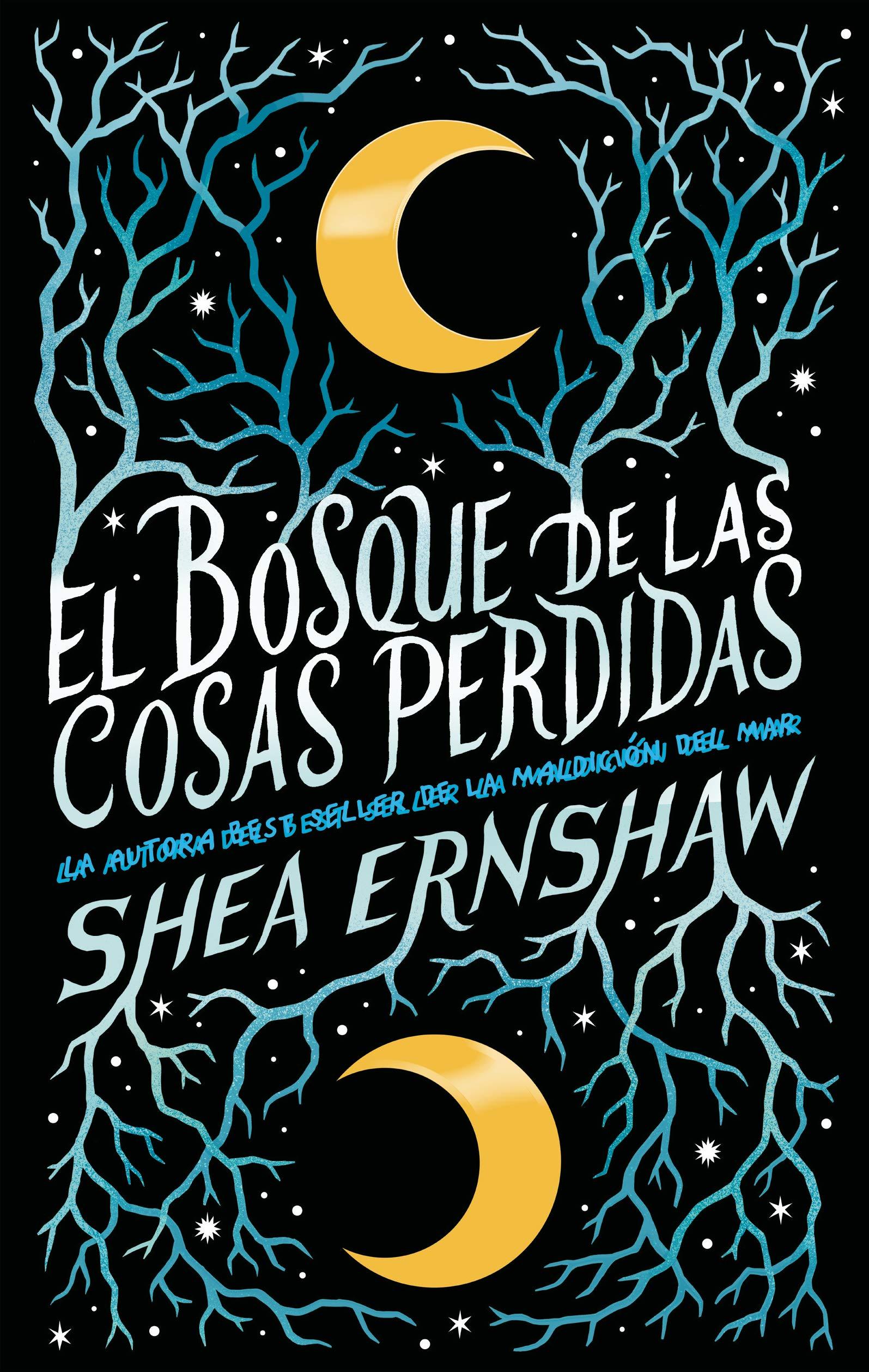 El bosque de las cosas perdidas (#Fantasy): Amazon.es: ERNSHAW, SHEA, Fusco, Vanesa Laura: Libros