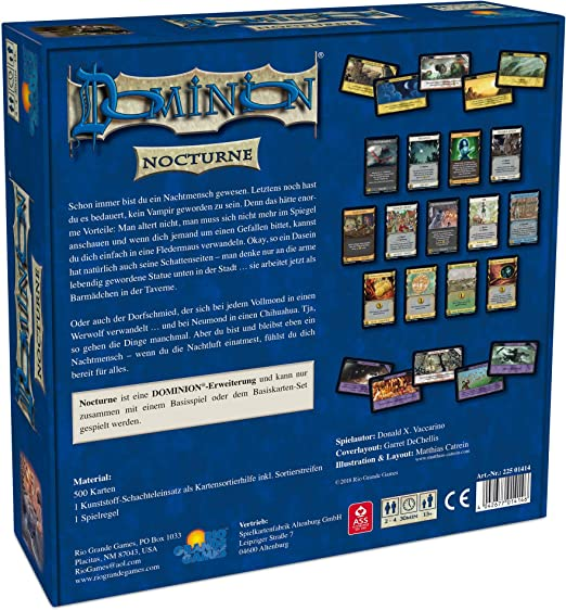 Rio Grande Games Estuche de Juego: Amazon.es: Juguetes y juegos