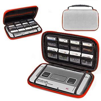 95021dc2f248 3DSXL Case, Orzly Etui pour 3DS XL ou New Nintendo 3DS XL – Housse Rigide
