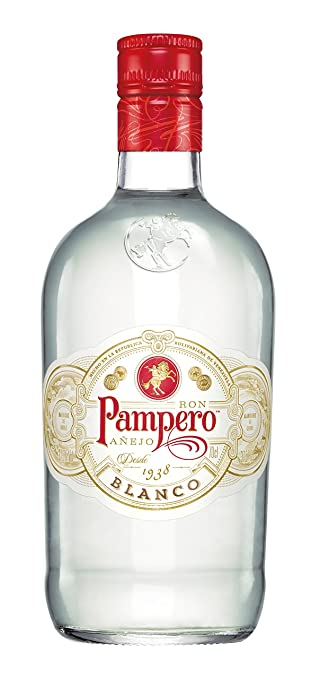 14 opinioni per Rhum Pampero Blanco Bianco 0,70 lt.