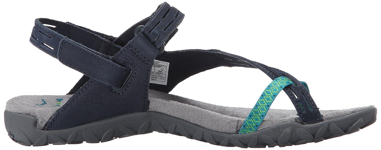 Merrell Women's Terran Convertible II Sandal B00YDI38U4 7 B(M) US|Navy