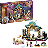 LEGO 41368 Friends Andrea's Talent Show Playset, Andrea and Chloe mini-dolls and Accessories, Build and Play Toys for Kids