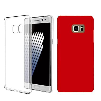 on sale 9412b f491b Samsung Galaxy Note 7 Back Cover, Back Cover for: Amazon.in: Electronics
