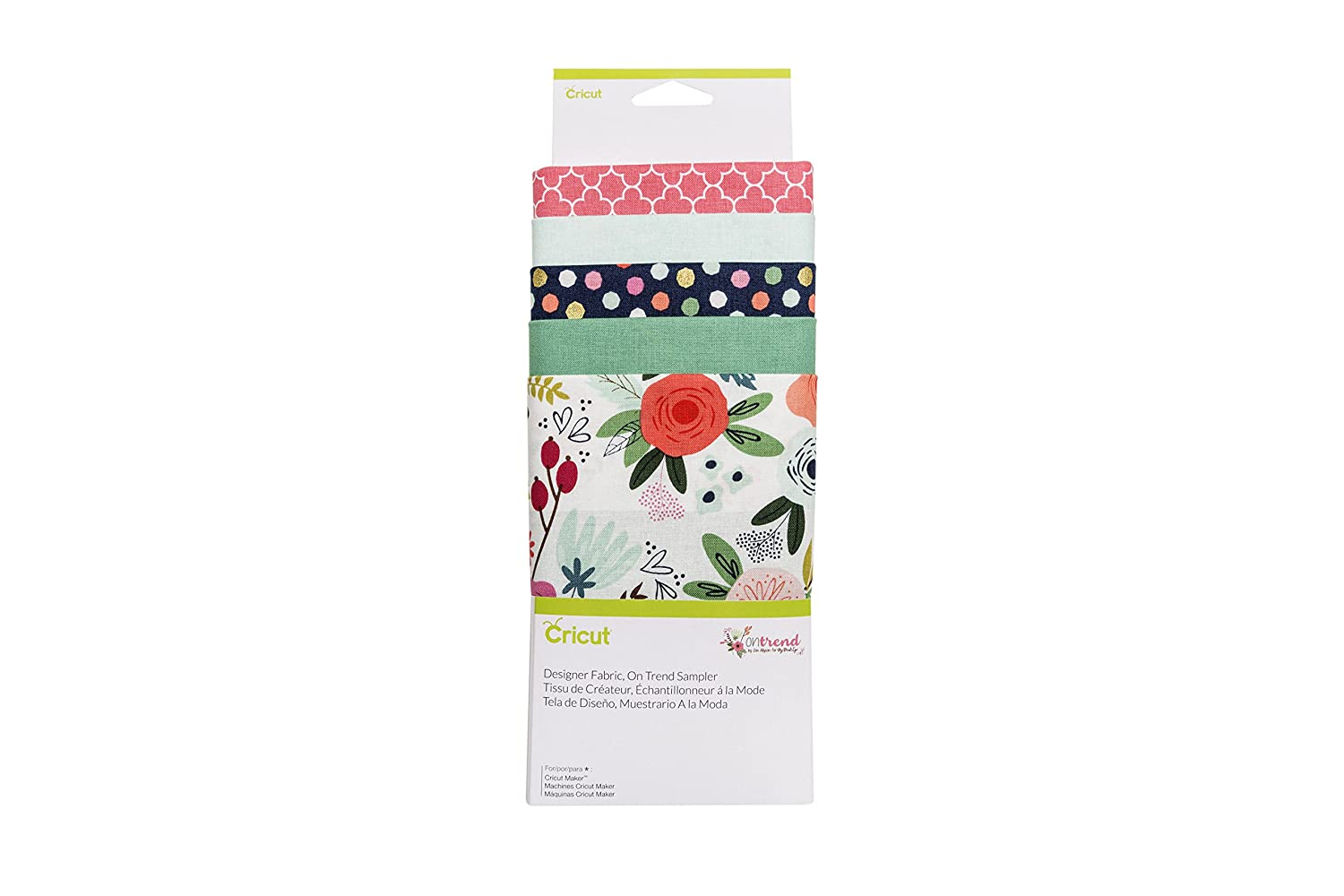 Cricut Designer Fabric Sampler, on Trend 2004213