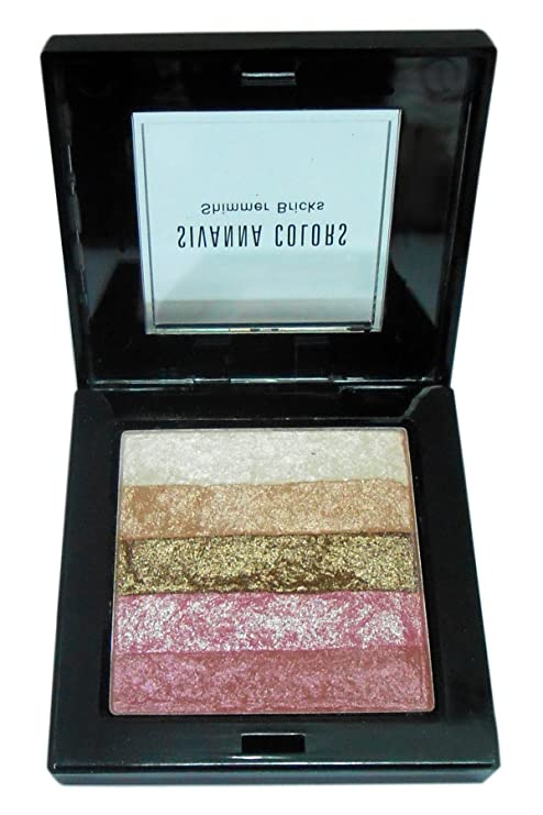 Sivanna Shimmer Highlighter (HF302-04) Face Make-up at amazon