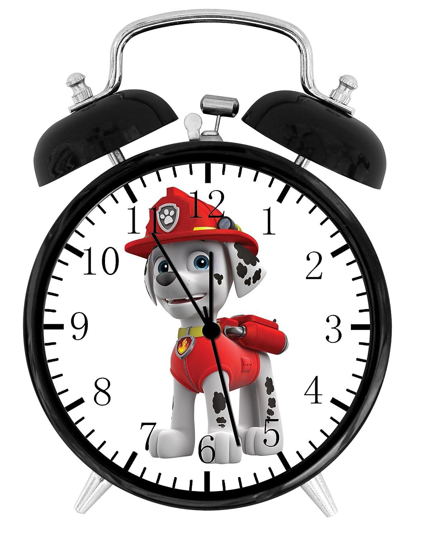 Paw Patrol Marshall alarma reloj de mesa oficina en casa ...
