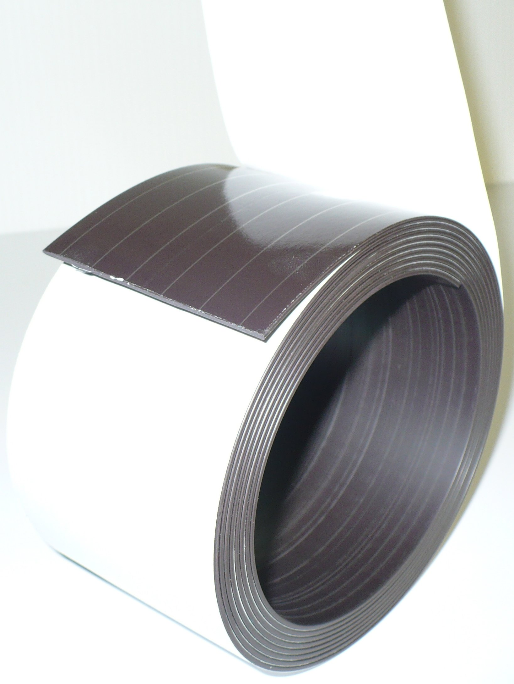 3'' X 10' - 60 mil Adhesive Magnetic Tape Strip Roll by Discount Magnets (Image #1)