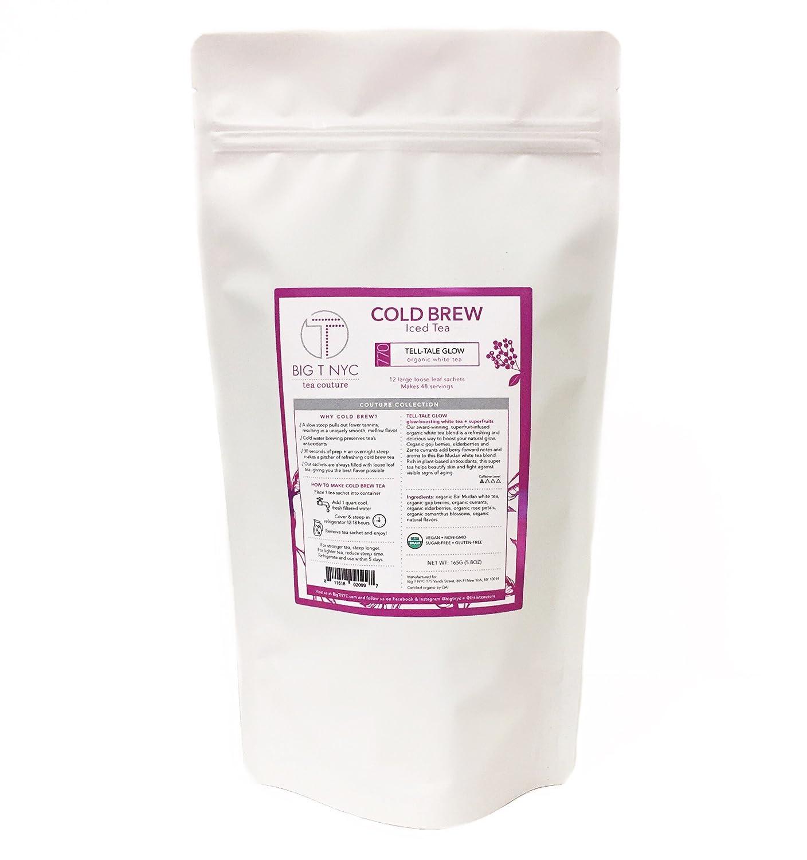 0fb31507a Amazon.com   BIG T NYC Organic Cold Brew Iced Tea