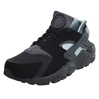 cheap for discount b118a b8f96 Nike Men s Air Huarache Run SE, BLACK WOLF GREY-WOLF GREY, 7.5