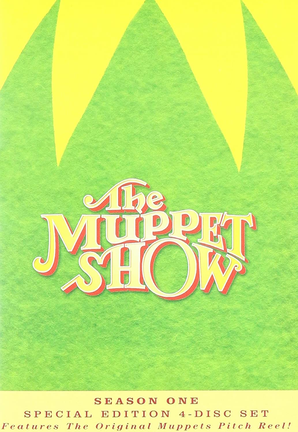 The Muppet Show Season 1: Special Edition Jim Henson Frank Oz Richard Hunt Dave Goelz