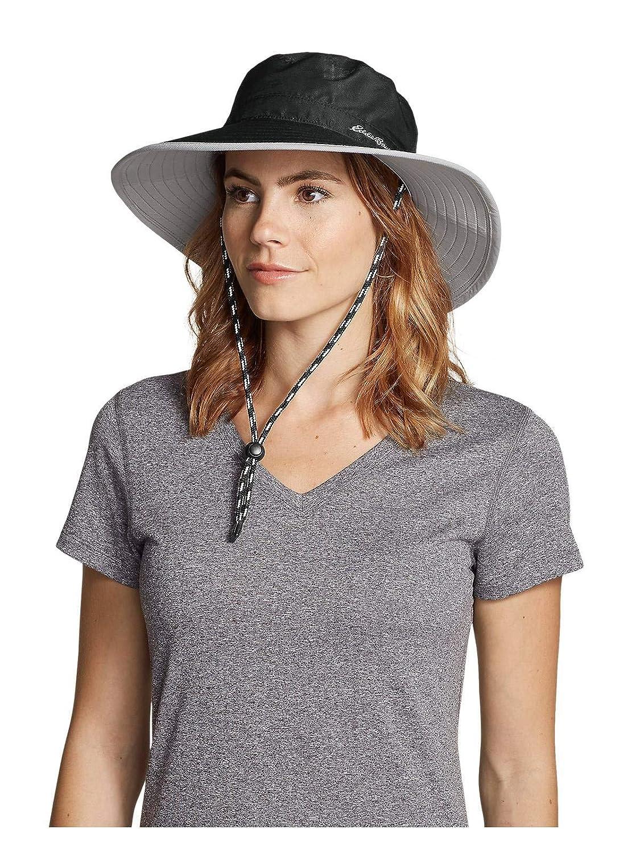 7f7ee0d35 Eddie Bauer Women's Exploration UPF Wide Brim Hat at Amazon Women's ...