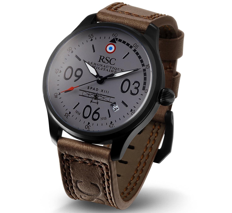 RSC308 - SPAD XIII - RSC Des piloten Uhren - Limitierte ausgabe - Luftverkehr - Luftwaffe