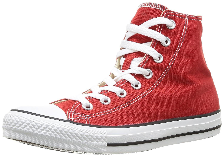 Converse Chuck Taylor All Star 381310, Unisex - Erwachsene Turnschuhe, Rot (Ziegelrot), EU 42