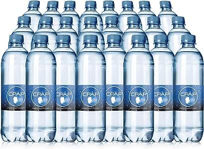 20.0 oz CPAP H20 Premium Distilled Water (24-Bottle Package)