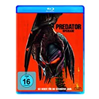Predator - Upgrade [Blu-ray]