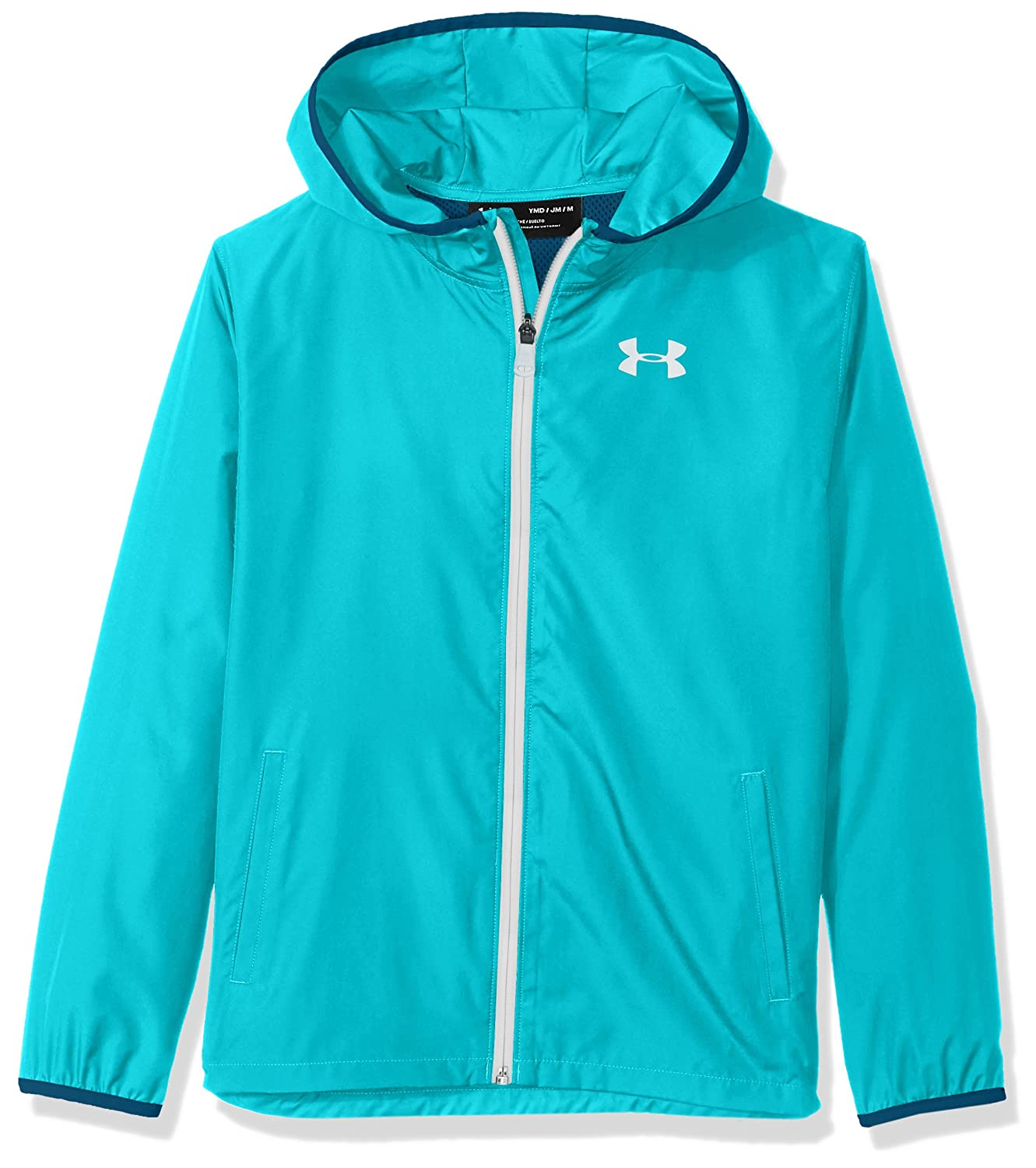 Under Armour Sack Pack Full Zip Jacket, Giacca Bambina