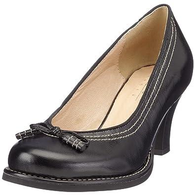 0598007, Escarpins femme - Noir (Noir - V.3), 35 EUAndrea Conti