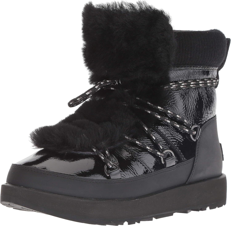 W Highland Waterproof Fashion Boot