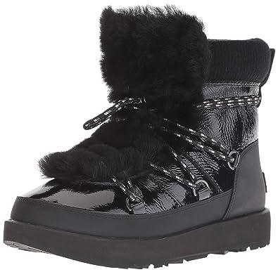 22f7391f875 UGG Highland Waterproof Boot White: Amazon.co.uk: Shoes & Bags