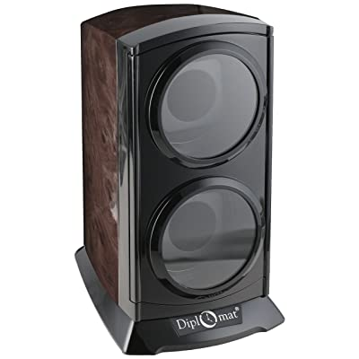 Diplomat 31-568 Roadster Wood Watch Winder