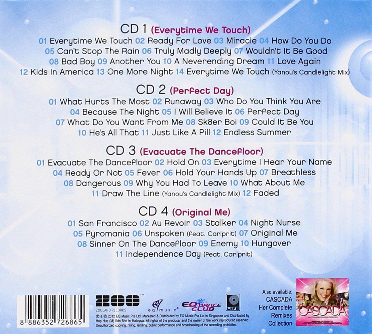 cascada her complete album collection amazon com music