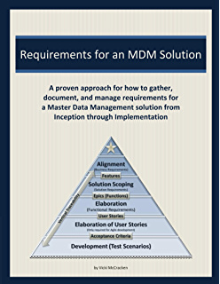 The chief data officer handbook for data governance sunil soares requirements for an mdm solution a proven approach for how to gather document fandeluxe Choice Image