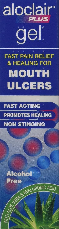 Aloclair 8 ml Mouth Ulcer Treatment Gel HealthCenter AloclairPLUS8ml
