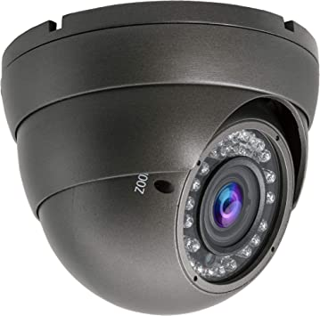 1080P Security Camera 2.8mm-12mm Varifocal Lens Dome HD TVI CVI AHD CVBS 5 PKG