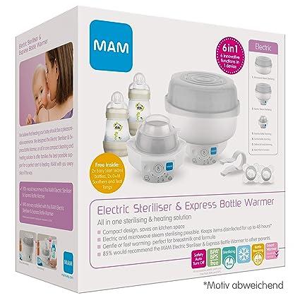 MAM 69681700 - Esterilizador eléctrico 6 en 1 para ...