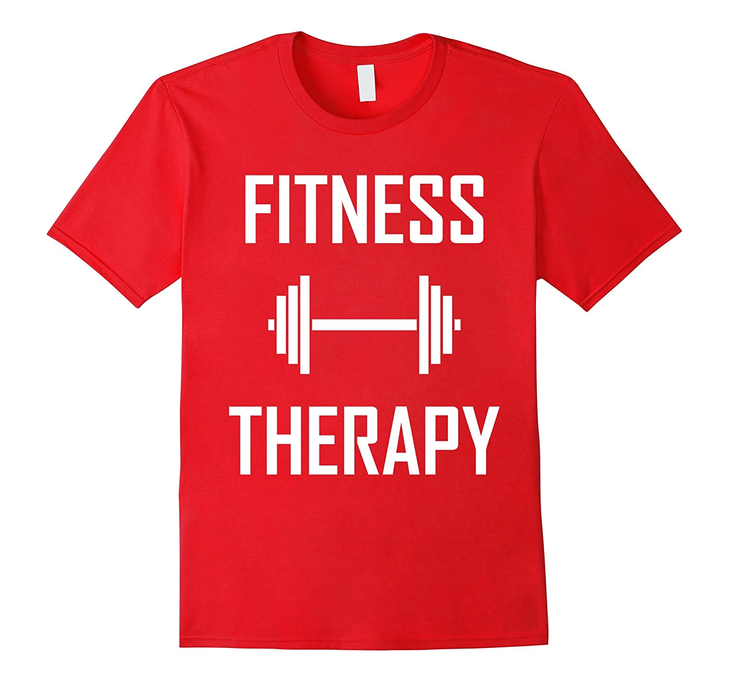 Fit Fitness Therapy Fitness Shirt-PL