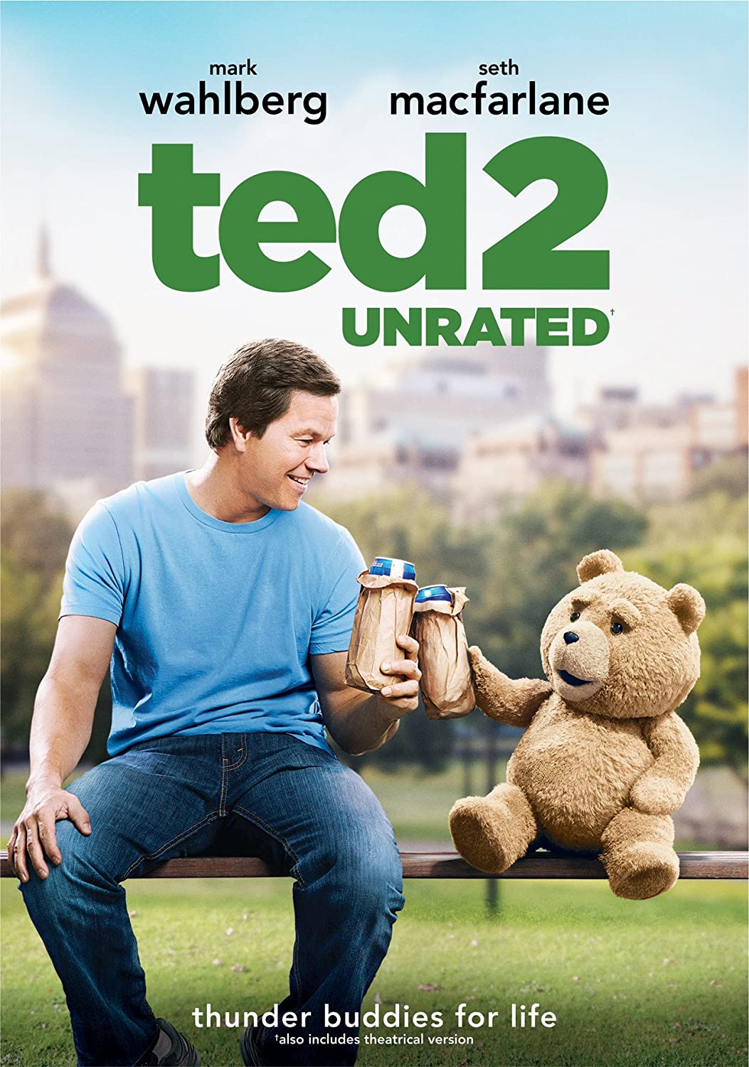Amazon Ted Mark Wahlberg Amanda Seyfried Seth MacFarlane