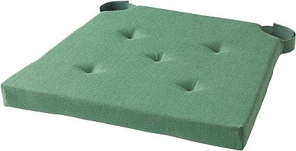 Cuscini Per Panche Ikea.Ikea 2 Confezione Di Cuscini Per Sedia Verde 2028 21414 1010 Amazon It Casa E Cucina