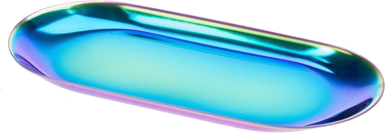 HAY Tray - Bandeja S arcoíris/18x8.5cm: Amazon.es: Hogar