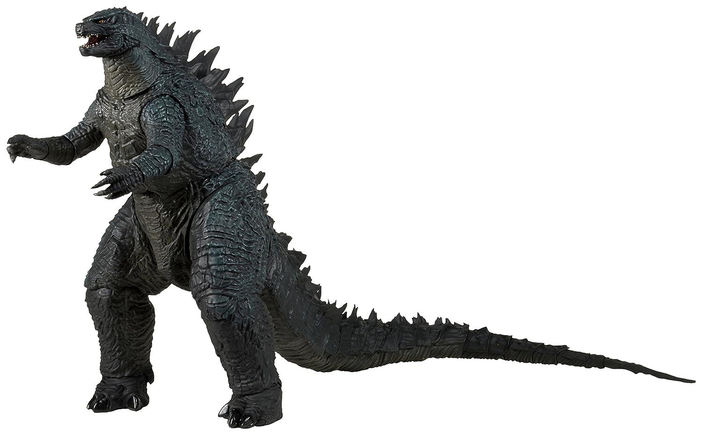 NECA 42808 Godzilla - 24 Head To Tail Action Figure - 2014 Godzilla, 24, Multi-colored 24