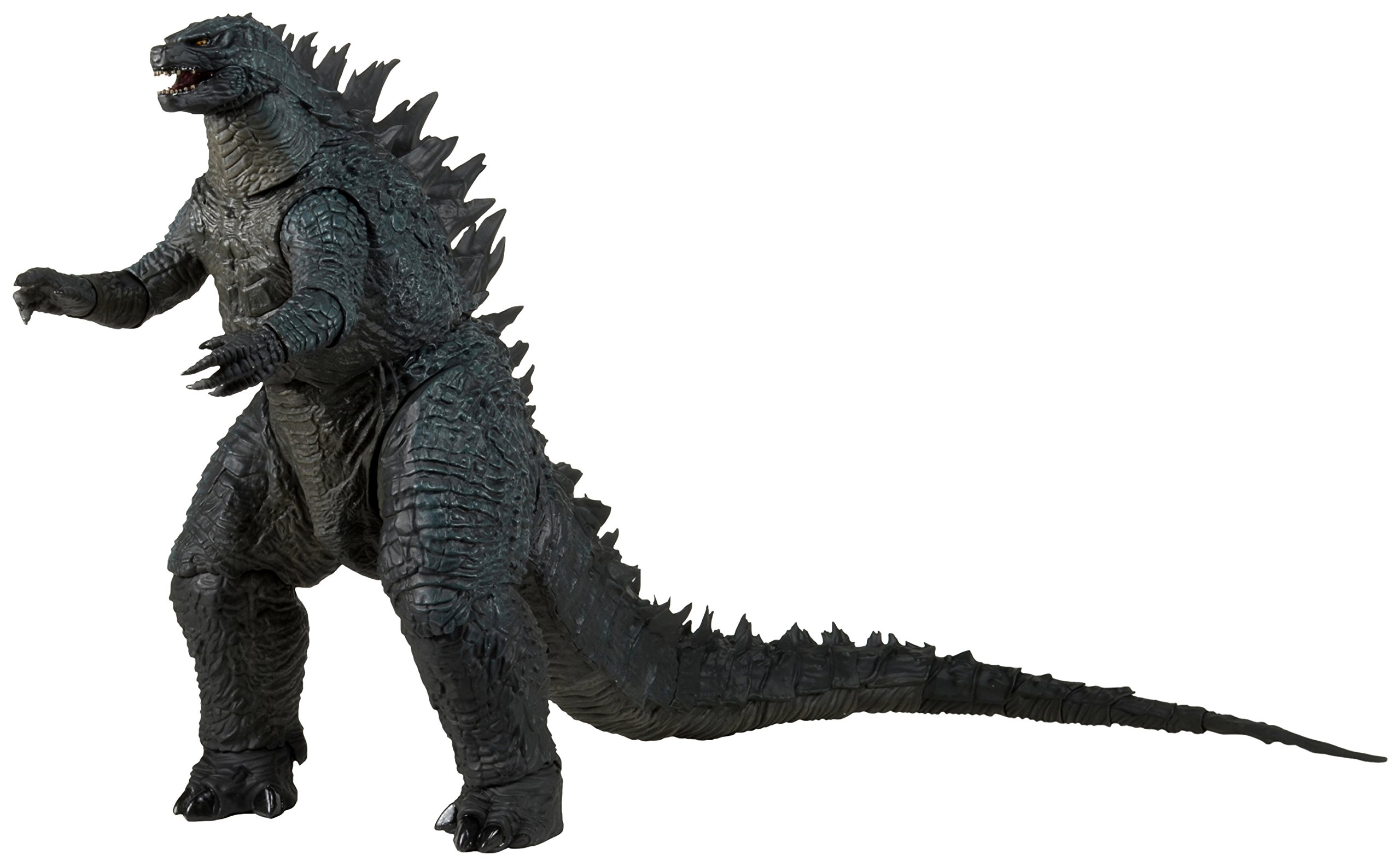 NECA 42808 Godzilla - 24'' Head To Tail Action Figure - 2014 Godzilla, 24'', Multi-colored