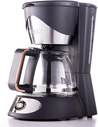 Amazon.com: Crux cafetera con filtro reutilizable: Kitchen ...