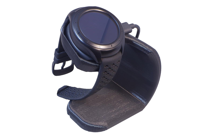 Artifex Design Stand Configured Balance Run IQ Watch Stand, Artifex Charging Dock Stand for RUNIQ, 3D Printed Technology, Smartwatch Cradle