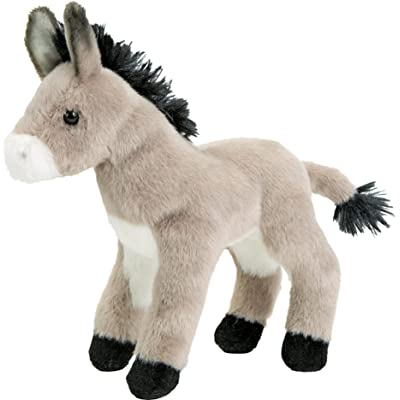 Douglas Bordon Burro Donkey Plush Stuffed Animal: Toys & Games