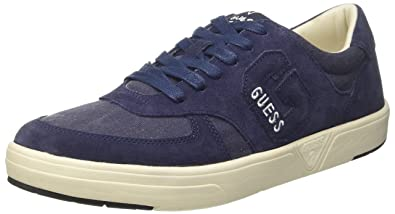 Guess Active Man, Baskets Homme, Gris (Asphalt Aspha), 40 EU
