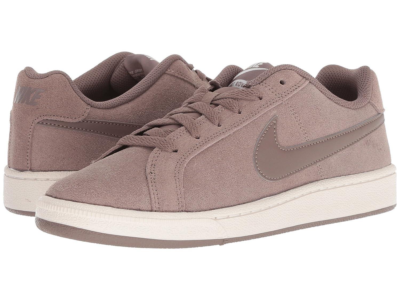 [NIKE(ナイキ)] レディーステニスシューズスニーカー靴 Court Royale Suede Mink Brown/Mink Brown/Phantom 9.5 (26.5cm) B - Medium B07H8FMYBL