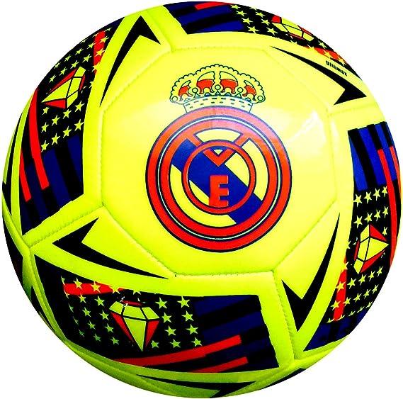 Real Madrid 2018/2019 - Balón de fútbol (talla 5): Amazon.es ...