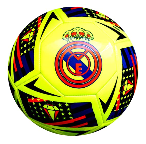 Real Madrid 2018/2019 - Balón de fútbol (talla 5): Amazon.es ...