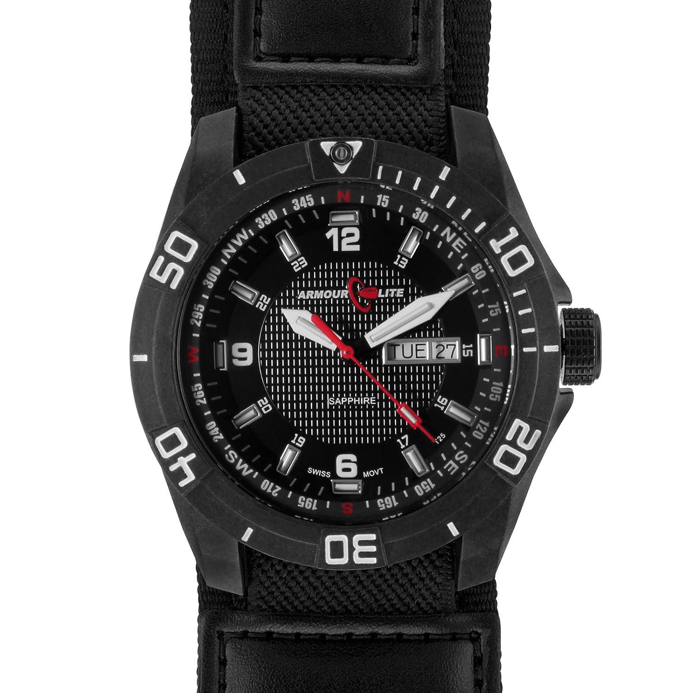 Armourlite Navigator Series Watch with Nylon Velcro Band