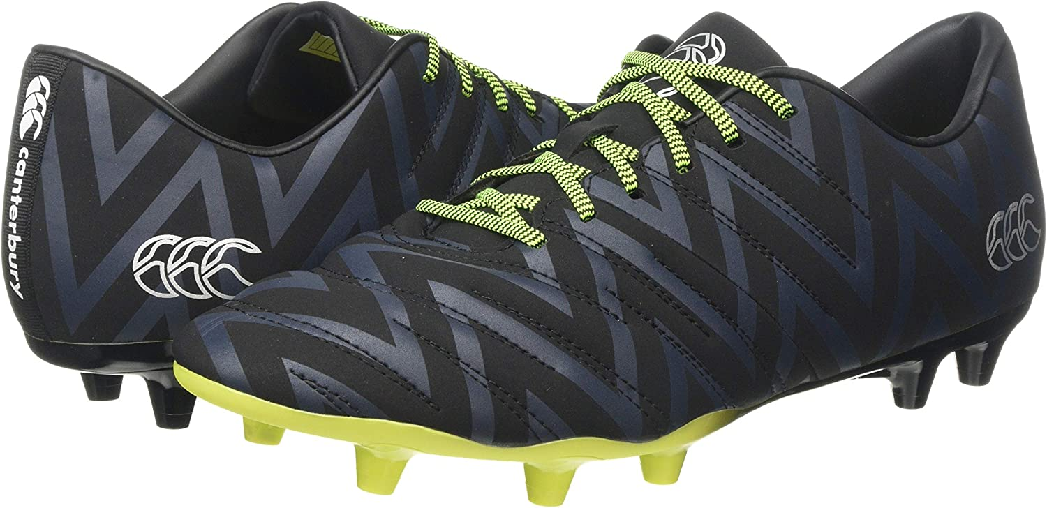 Canterbury of New Zealand Phoenix 2.0 Firm Ground Chaussures de Rugby Mixte Adulte