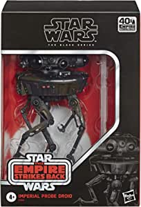 Star Wars The Black Series Imperial Probe Droid 6-inch Scale Star Wars: The Empire Strikes Back 40TH Anniversary Collectible Deluxe Figure
